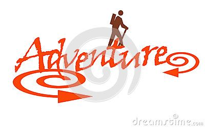 Adventure clipart adventure word. Clipartuse