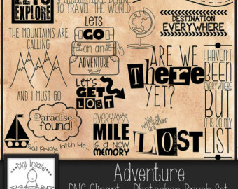 Art etsy offadventure png. Adventure clipart adventure word