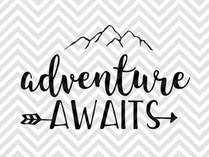 Arrows clipart adventure. Awaits arrow svg and