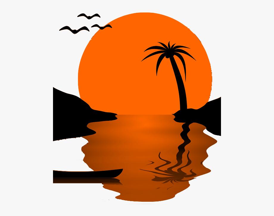 Gulf charters palm tree. Adventure clipart clip art