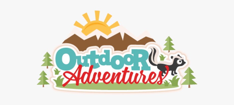 Adventure clipart clip art. Outdoor day cliparts cartoons