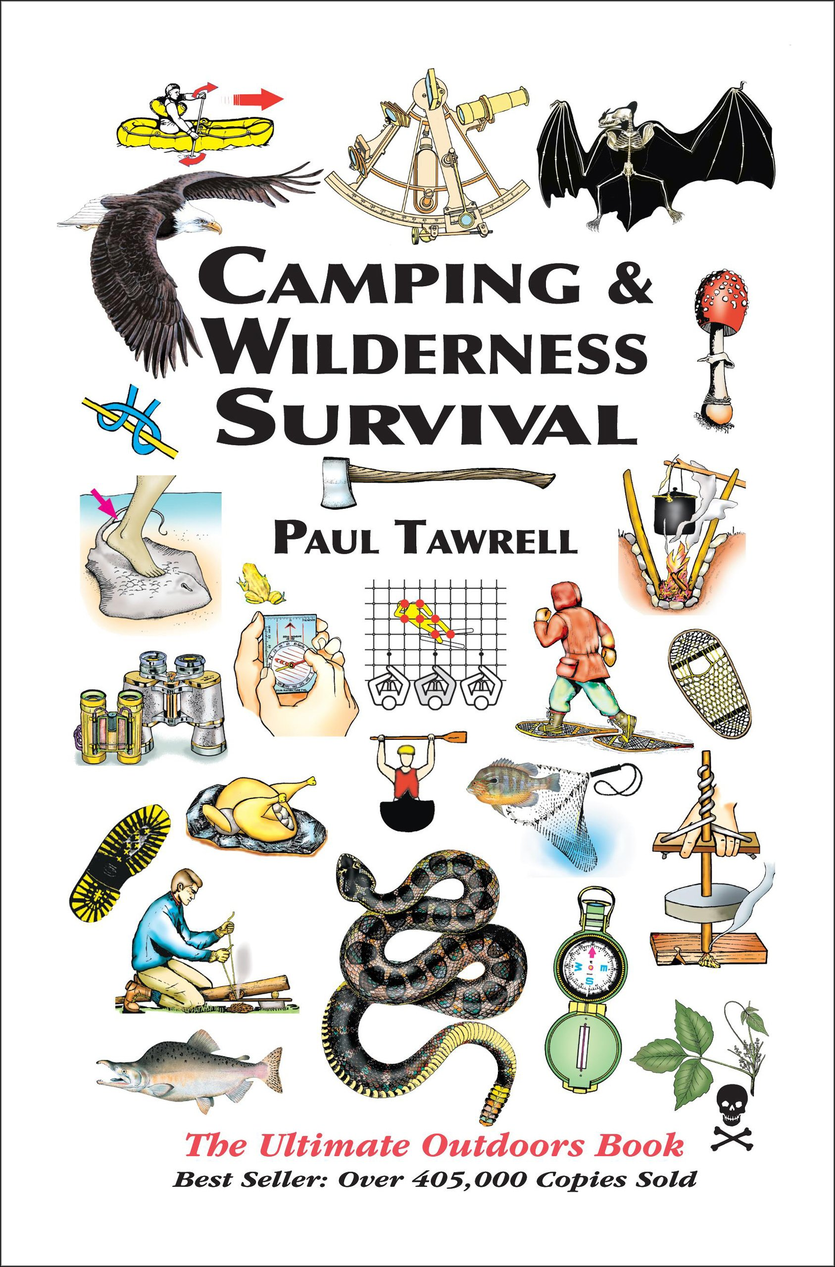 Camping nd the ultimate. Emergency clipart wilderness survival