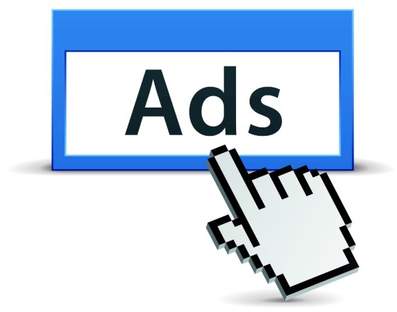 Ad image group. Advertising clipart