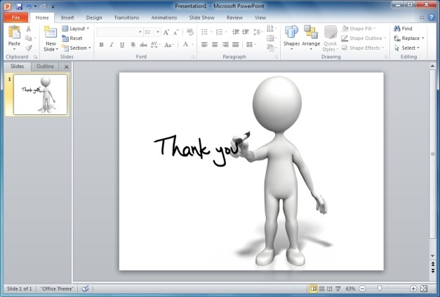 Bow clipart animated. Finish your powerpoint presentations