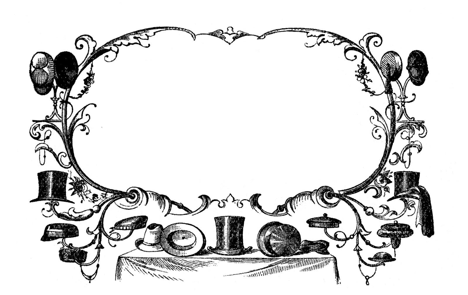 Anniversary clipart victorian. Vintage advertising clip art
