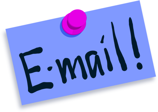 Email clipart email address. Clip art for outlook