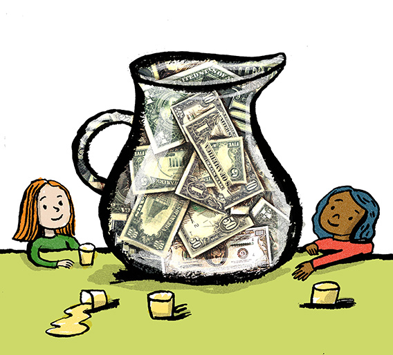 Advertising clipart free enterprise. Lemonade stands don t