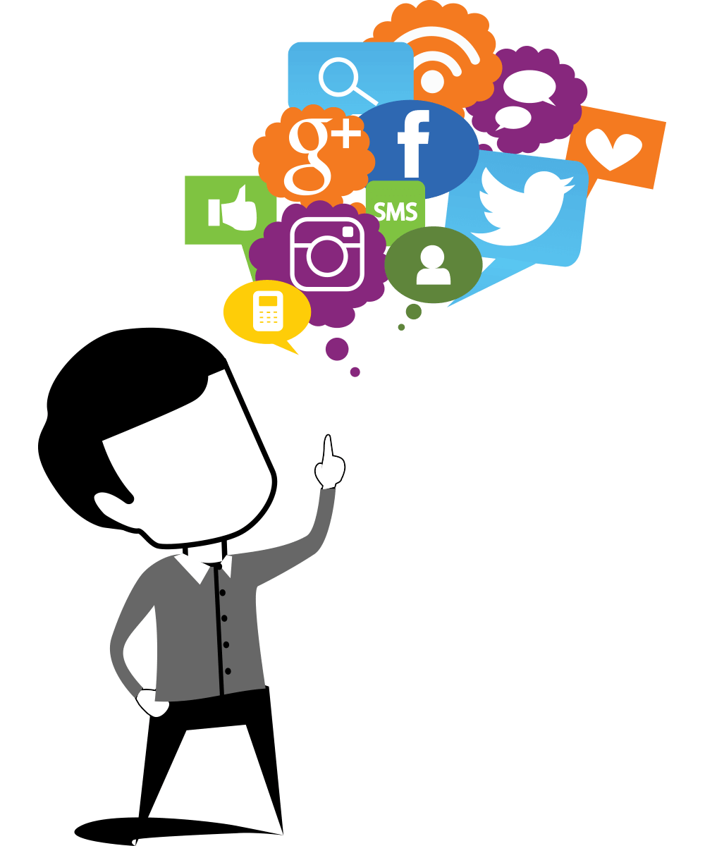 Professional clipart marketing. Miami social media the
