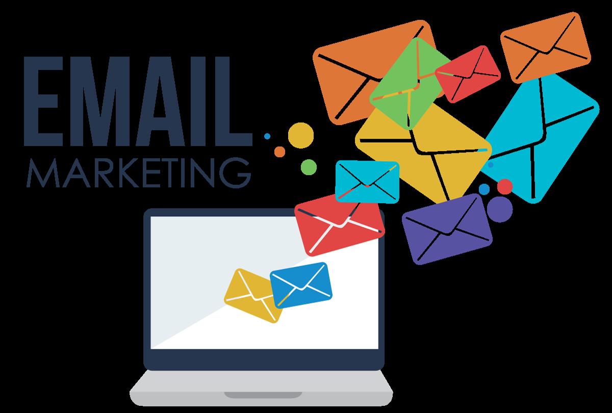 Information clipart marketer. Email marketing services vadodara
