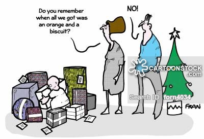 Cartoons and comics funny. Advertising clipart materialism