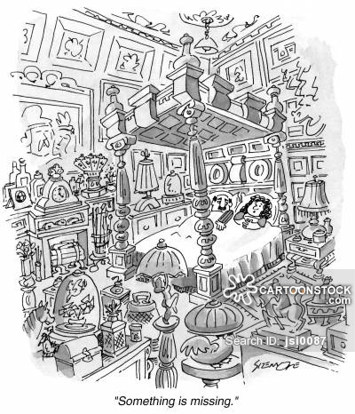 Materialistic cartoons and comics. Advertising clipart materialism