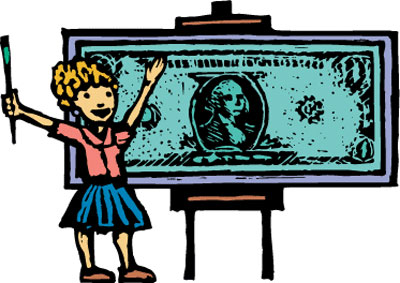 Advertising clipart materialism. Probing question does harm