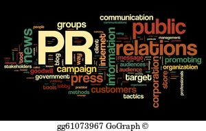 Advertising clipart public relation. Stock illustrations relations puzzle