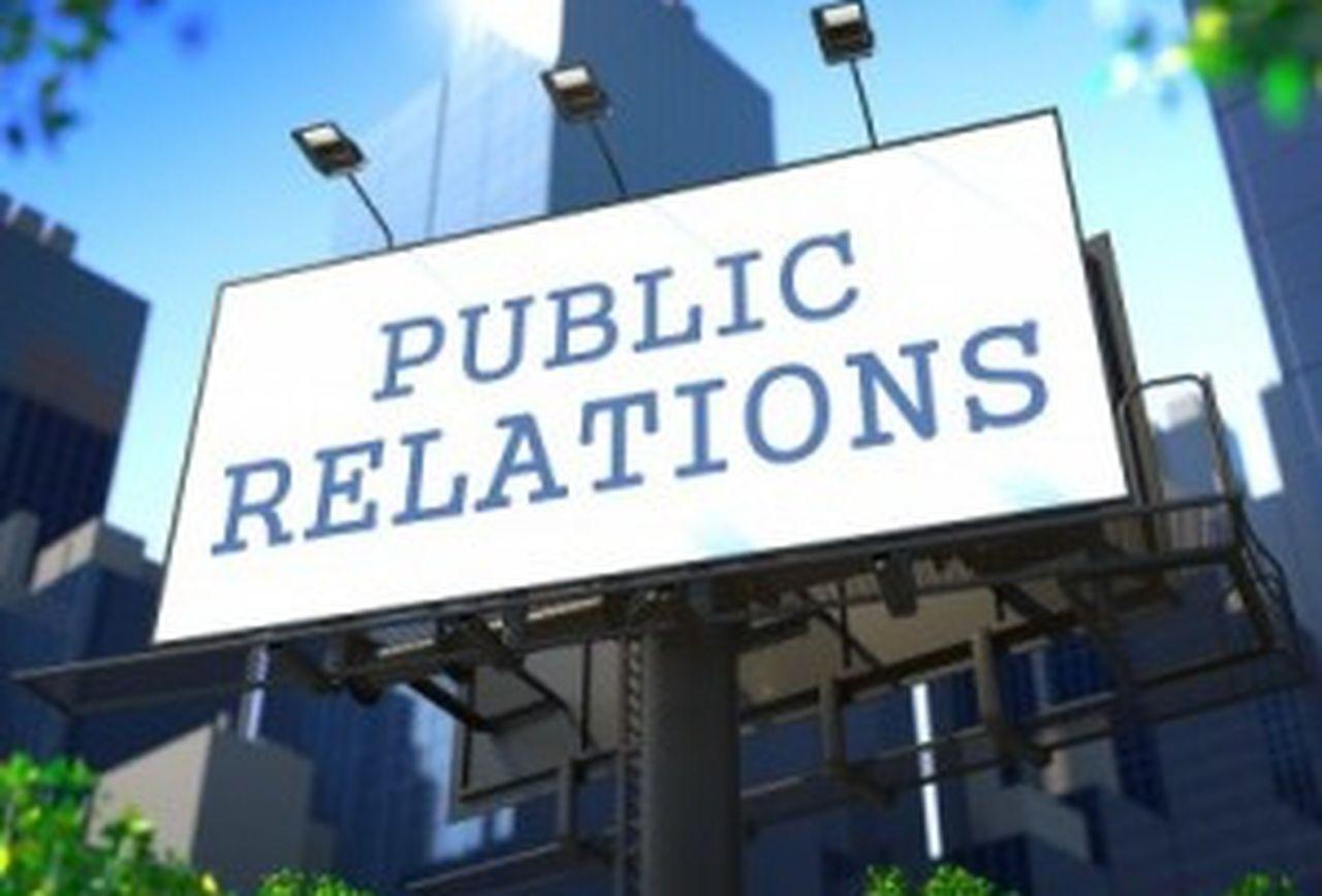 What do pr agencies. Advertising clipart public relation