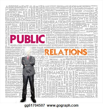 Concept relations panda free. Advertising clipart public relation