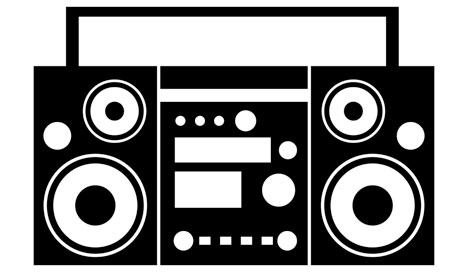 Media buyer and local. Advertising clipart radio broadcasting