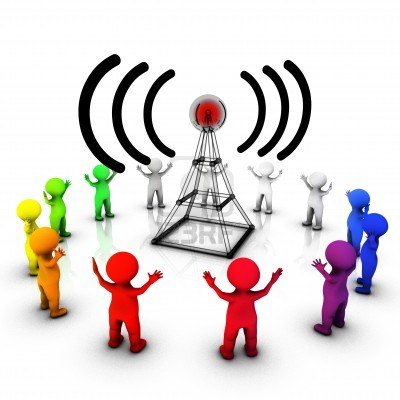 Advertising clipart radio broadcasting. The importance of technology