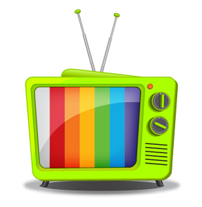 How to measure tv. Advertising clipart television advertising
