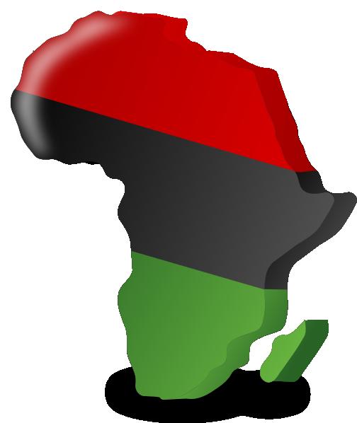 Clip art at clker. Africa clipart