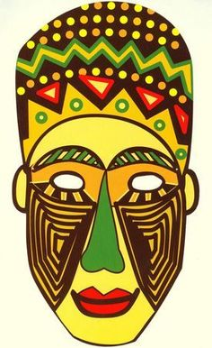 Drawings this free clip. African clipart african mask
