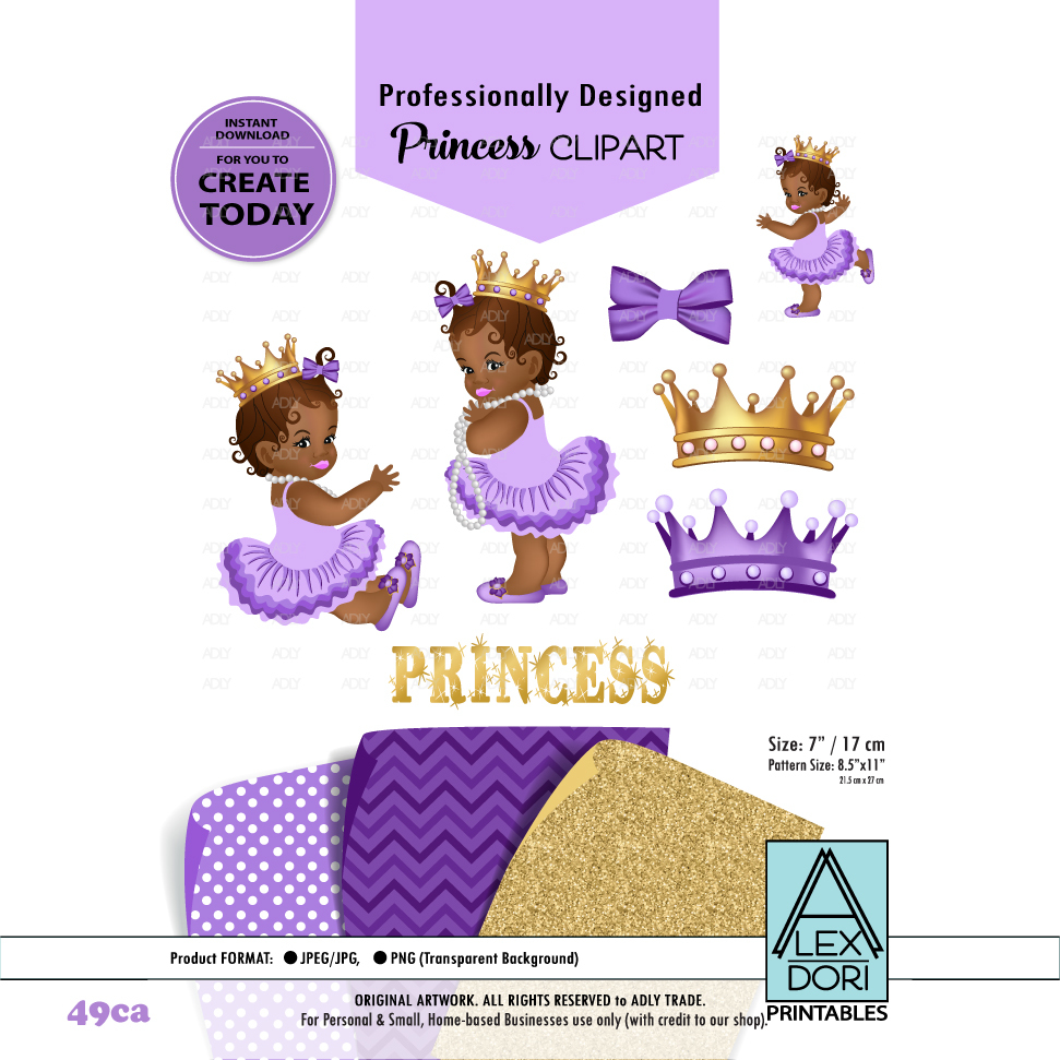 Royal american baby shower. Africa clipart background