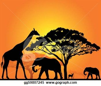Africa clipart background.  best cake pics