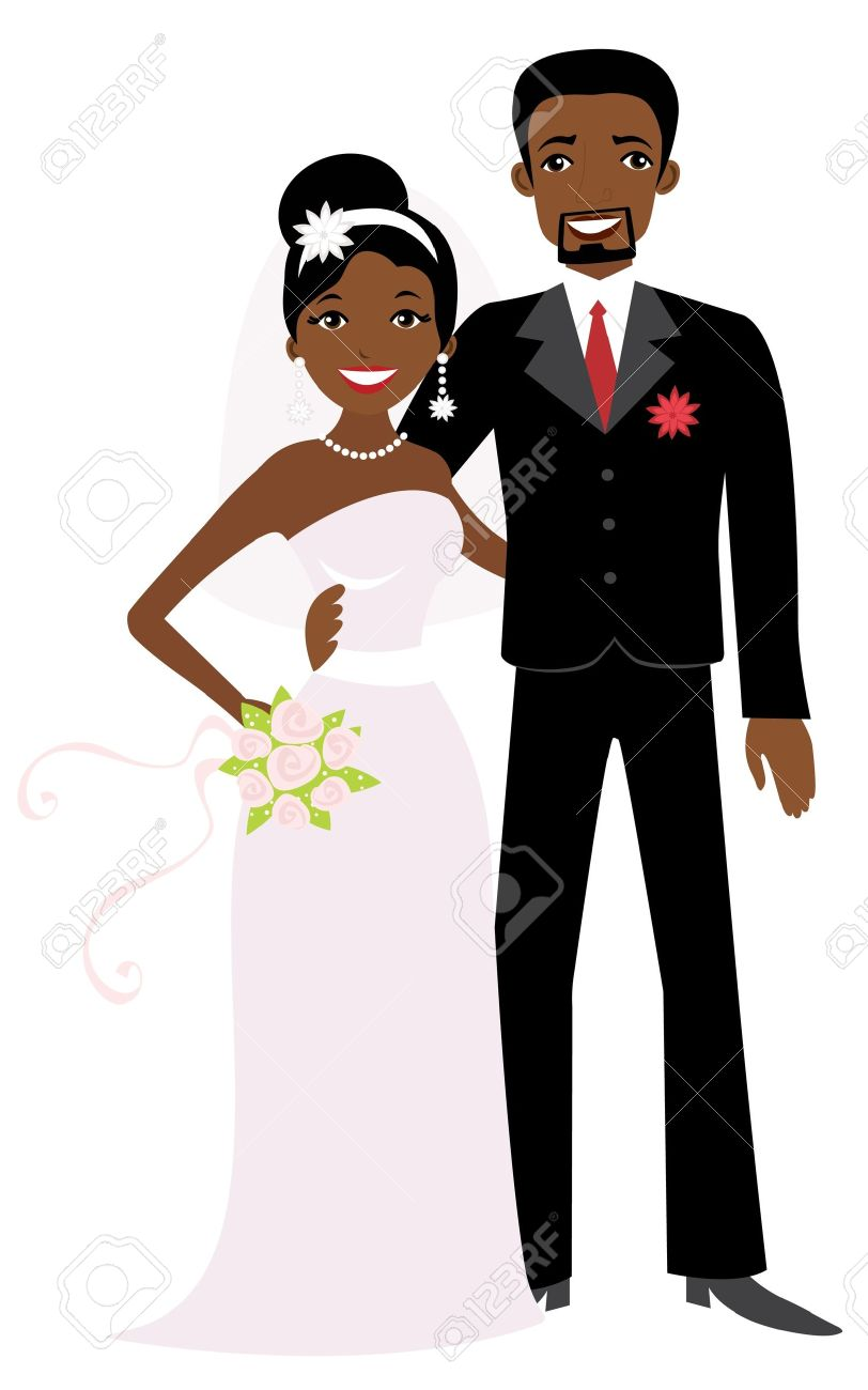 Groom american free collection. African clipart cartoon