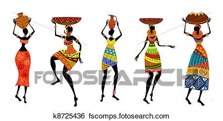 Projects inspiration africa of. African clipart clip art