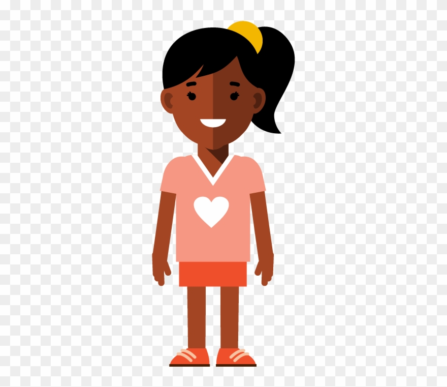 African clipart child african. Family clip art american