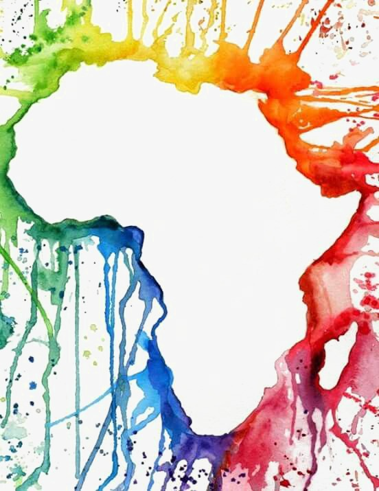 Map plate drop png. Africa clipart creative