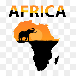Png vectors psd and. Africa clipart creative