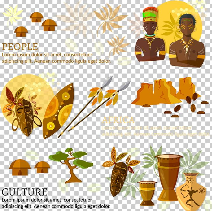 Africa culture illustration png. African clipart cultural