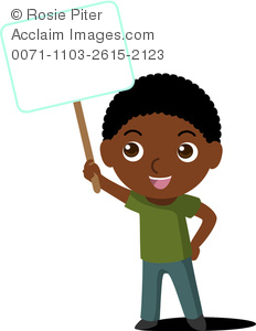 Black stock photography acclaim. African clipart kid african