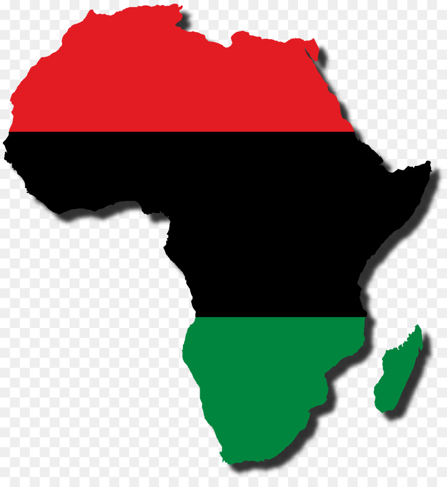 Africa clipart map african. West flag of south