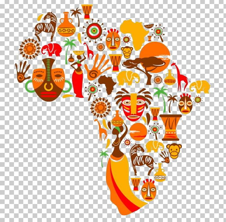 Africa clipart map african. South png area art
