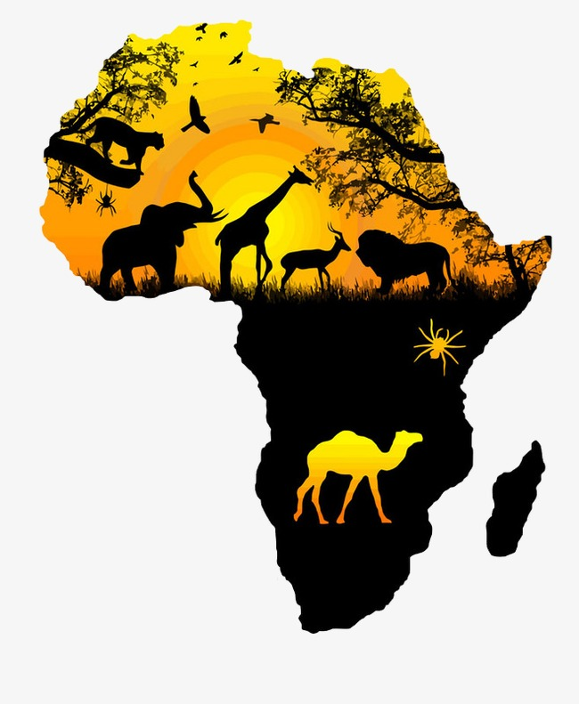 africa clipart nation
