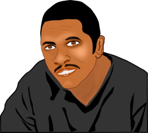 Male clip art at. African clipart african american