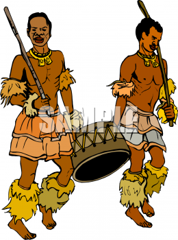 African clipart person african. Drum clip art home