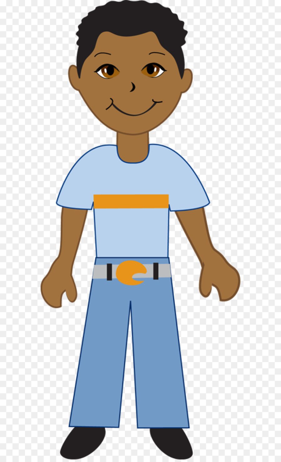 African American Boy Girl Woman Clip art