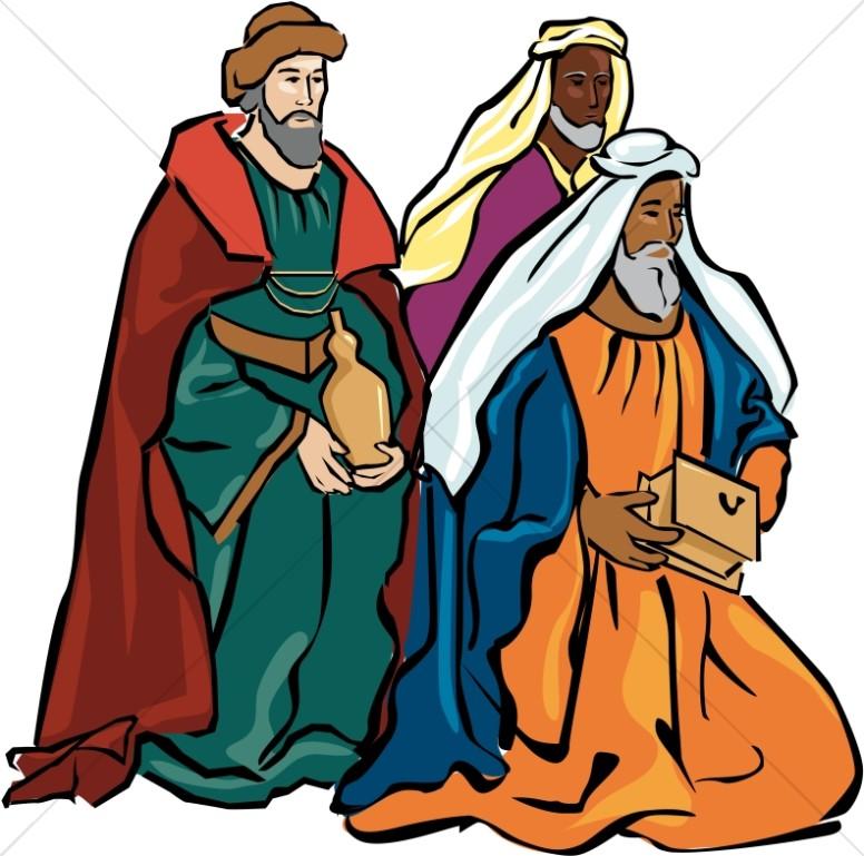 Manger clipart wisemen. Magi nativity