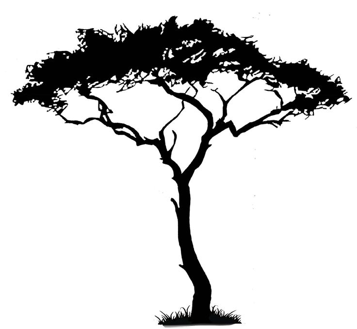 Africa clipart silhouette.  best cakes images