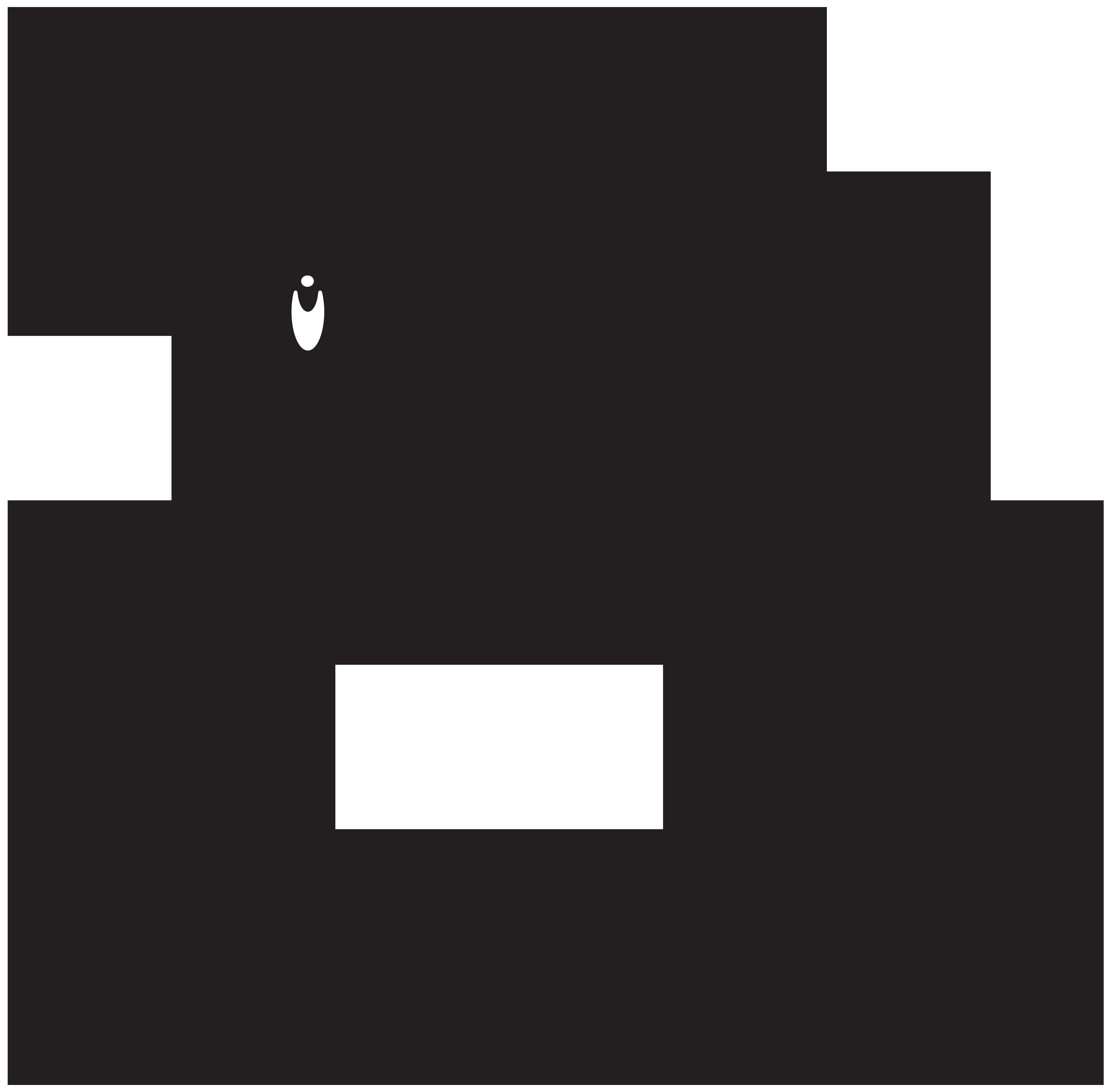 African clipart silhouette. Women png clip art