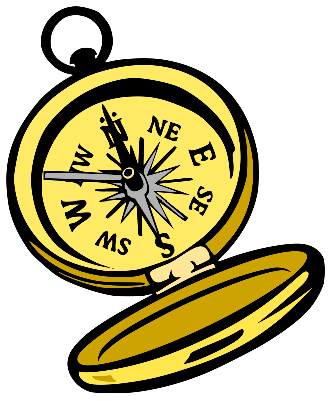 Compass clipart silhouette. Of africa at getdrawings
