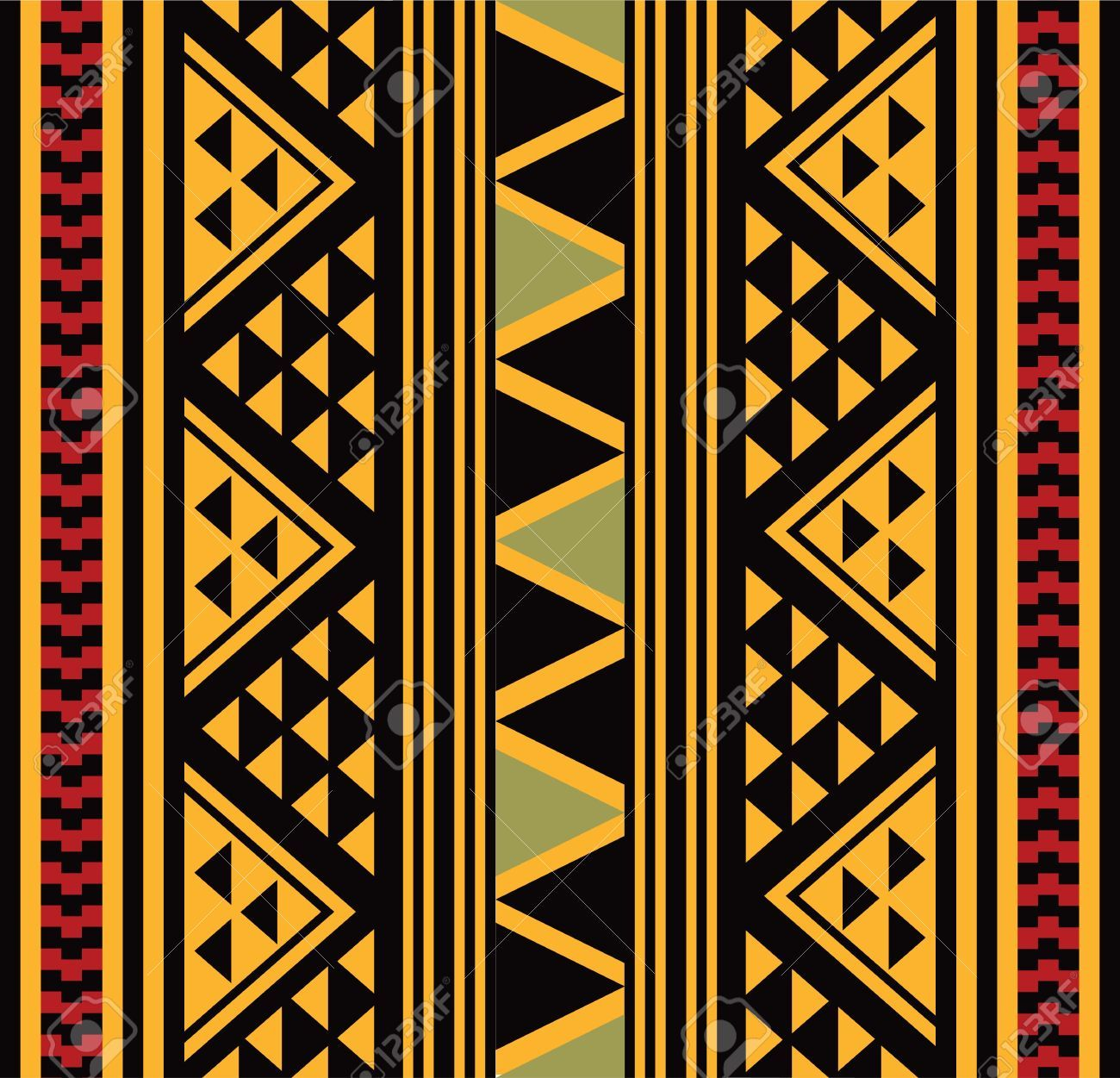 African clipart abstract. M nster cerealbox visuel