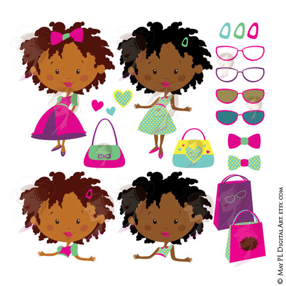 Girl cute vector black. Cheer clipart african american