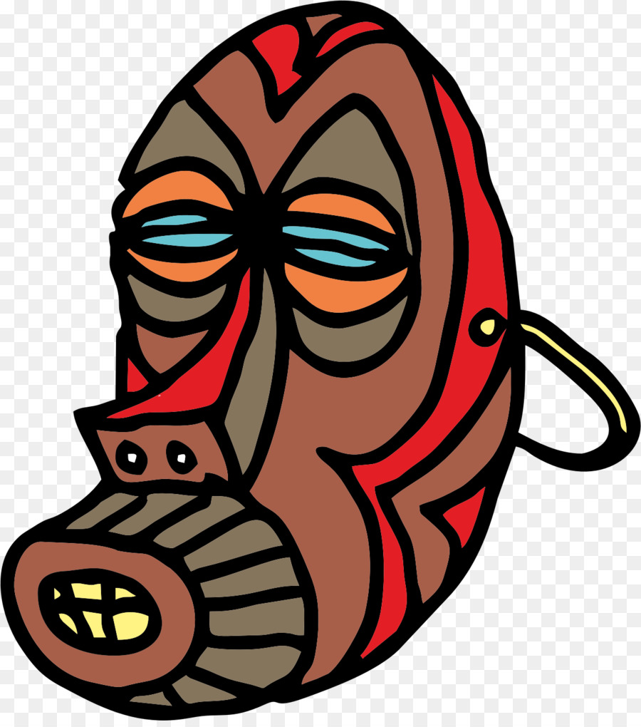African clipart african mask. Traditional masks clip art