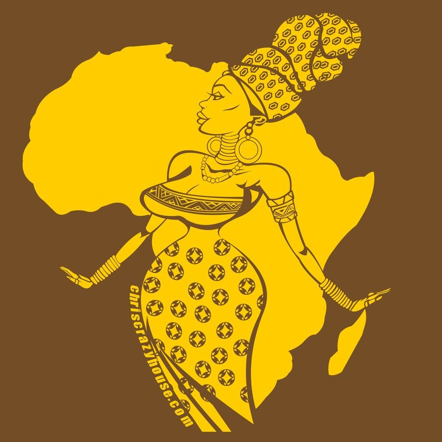 African clipart african queen. By chriscrazyhouse on deviantart
