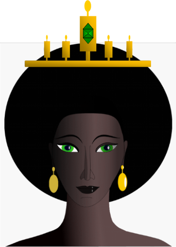 collection of high. African clipart african queen