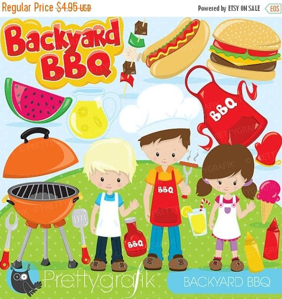 off sale for. African clipart backyard bbq