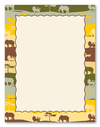 Free africa cliparts download. African clipart border